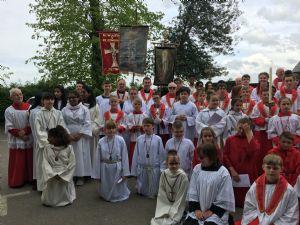 Altar Servers' Pilgrimage 2018