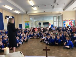 School Mass 2018