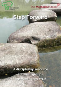 Step Forward: a discipleship resource for small groups