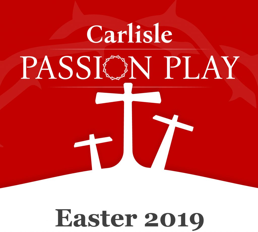 Carlisle Passion Play 2019 logo