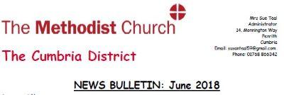 June 2018 District Newsletter