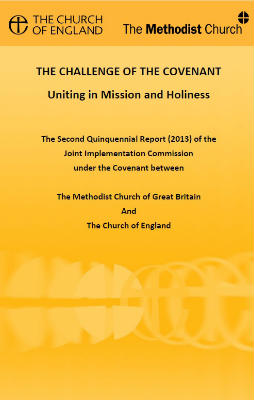 The Challenge of the Covenant: the second quinquennial report of the JIC