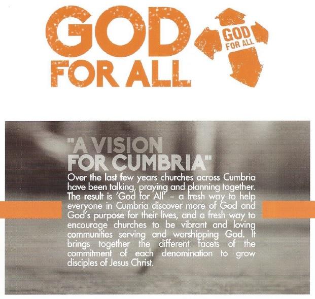 God For All leaflet June 2015