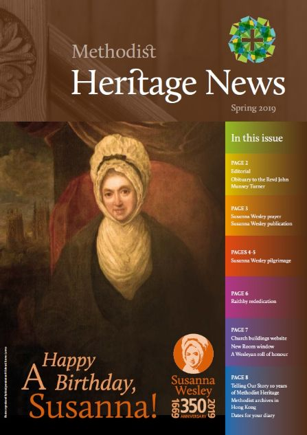 Methodist Heritage News