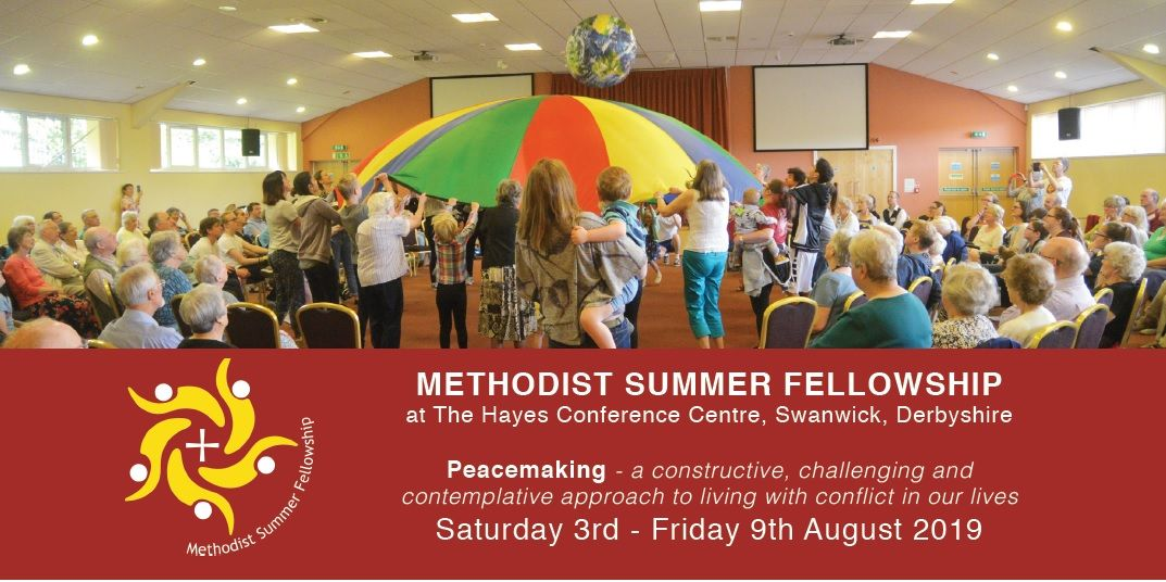 Methodist Summer Fellowship 2019