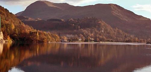 Rural Cumbria - lake view