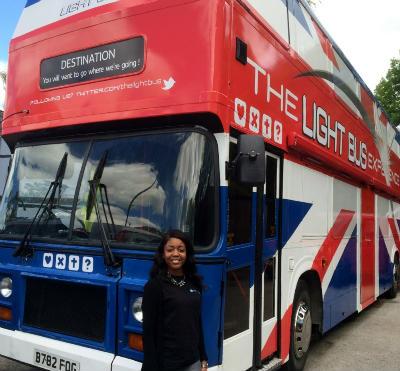 Tamara  the Light Bus