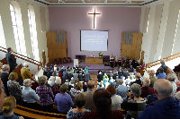 Trinity Opening Service