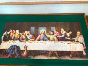 The Last Supper Jigsaw