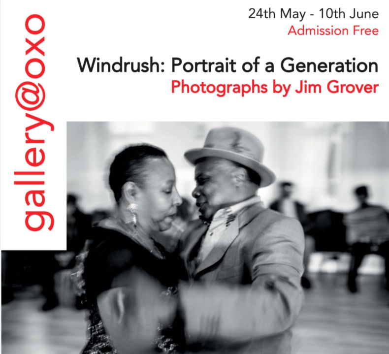 windrush exhibition at the oxo gallery