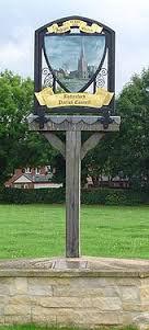 Bottesford Village Sign