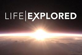 Life Exlored graphic