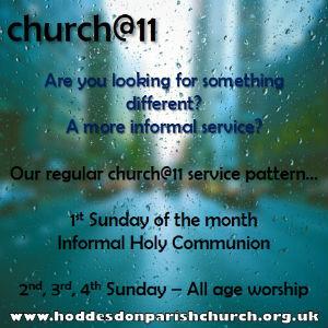 church@11services