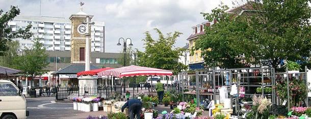 Hoddesdon Town Centre