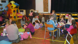 messy church medium