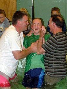 joel baptism