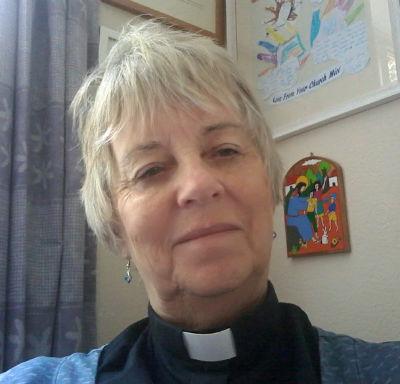 Rev Ruth Murfitt