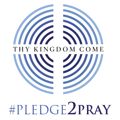 Pledge To Pray logo