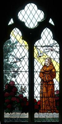 C E Heath window