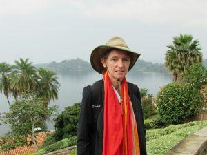 Revd Jackie in Rwanda