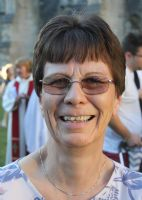 Mrs Pam Hand, Churchwarden