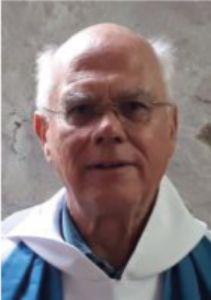 Lay minister Duncan Bradley
