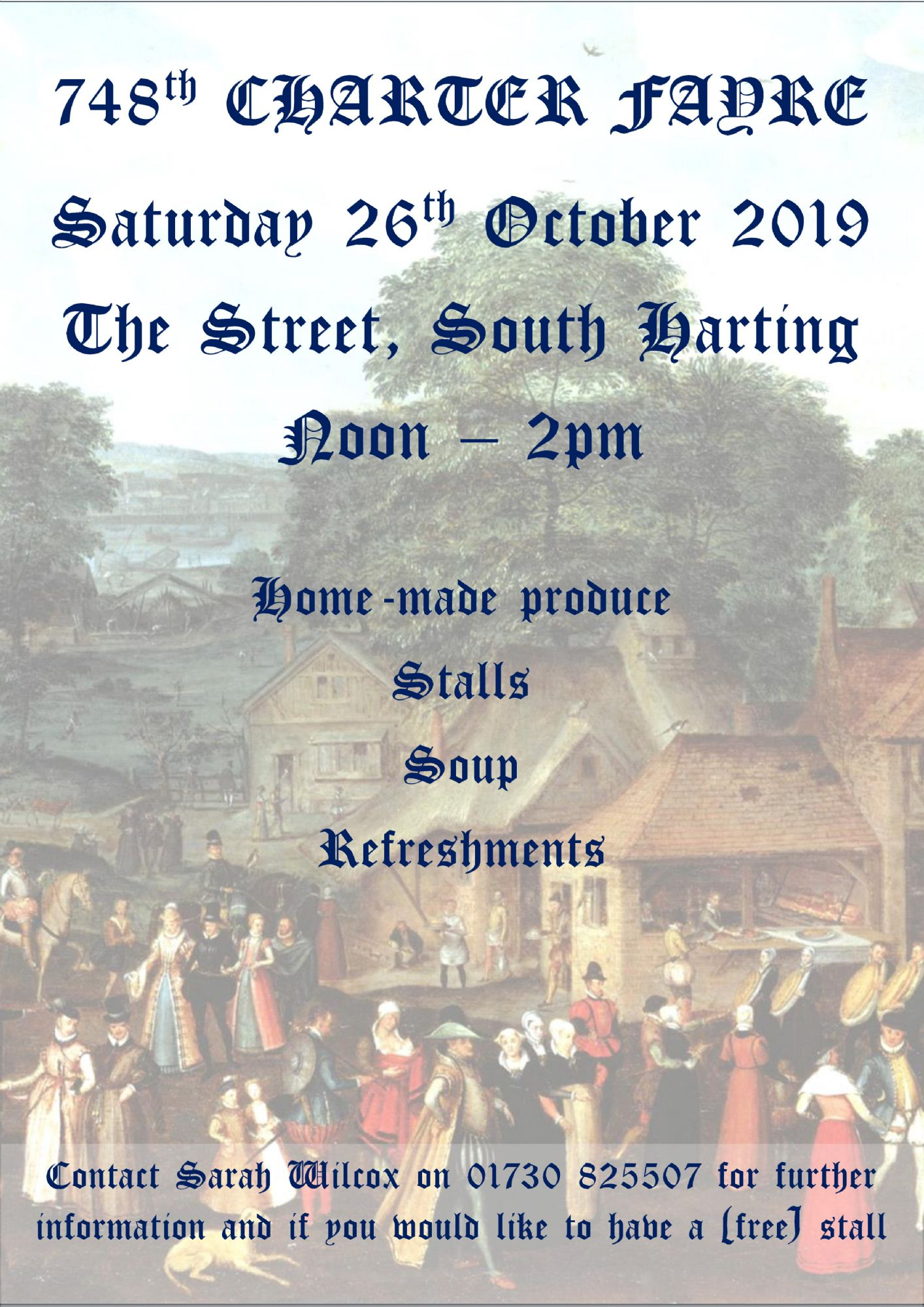 748th Charter Fayre