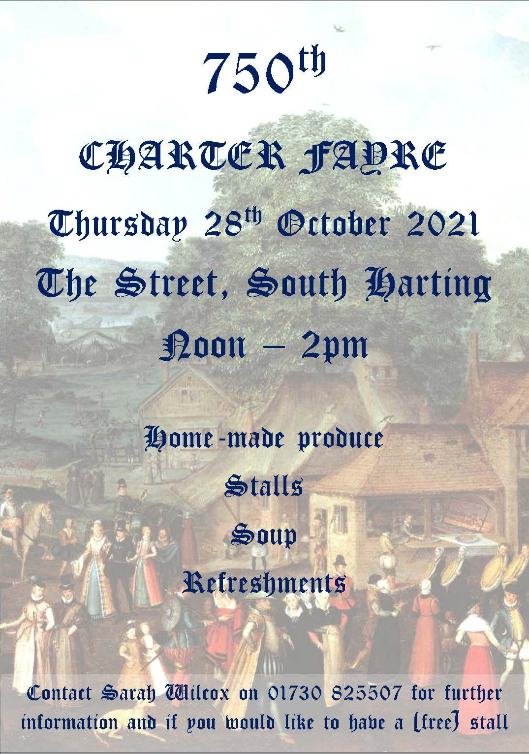 750th Charter Fayre