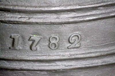 Harting Bells fecerunt 1782