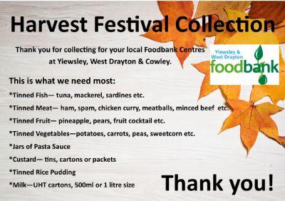 Harvest Foodbank