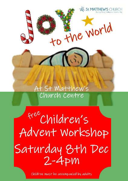 Advent Workshop 2018