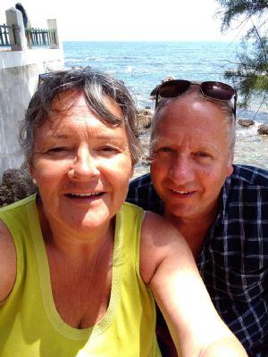 Pastor Paul and Karen Homans