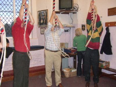 Bellringers At Work