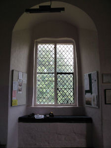 Tower window