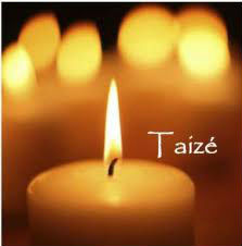 Taize Service Candel