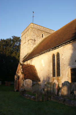 Tilmanstone Church