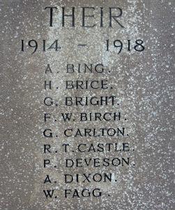 Deveson memorial