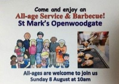 St M Serv and BBQ Aug 2021