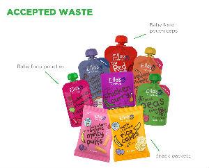 Ellas kitchen accepted waste