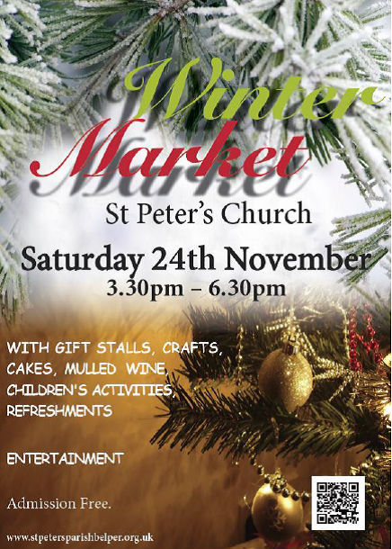 St P Winter Market 2018