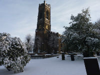 St Peters snow