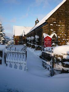 St Mark's snow
