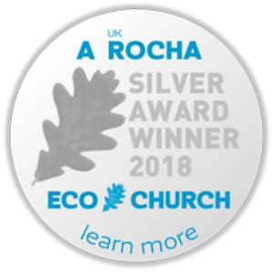 Eco Church Silver Award Winner 2018
