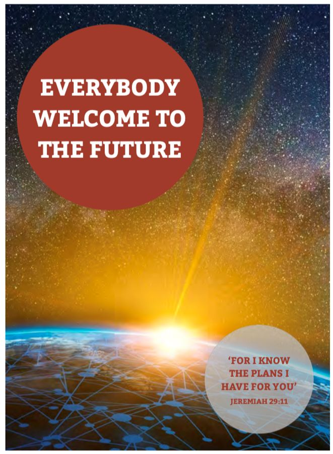 Everybody welcome to the future picture