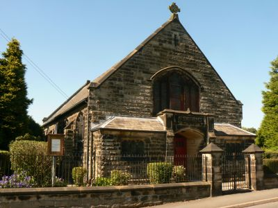 St Swithun's exterior