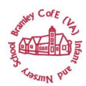 Bramley Infants logo