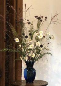 Church flowers 0921