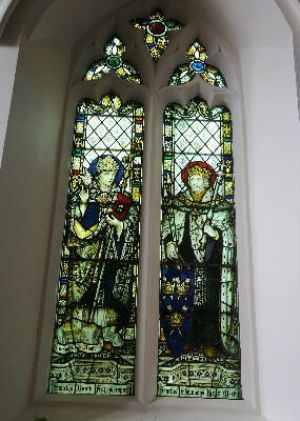 Middle window