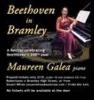 Bramley Music concert Autumn 2021