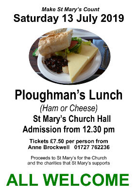 Ploughman Lunch